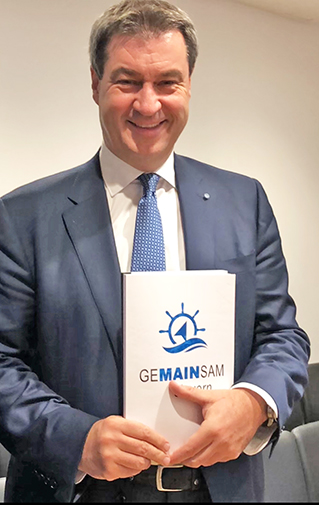 """GEMAINSAM"" nimmt Form an"